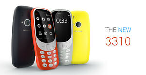 Needed - Nokia 3310 (2017) BRAND NEW