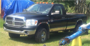 Now7000$ Dodge 2500  with 5.9l 6speed