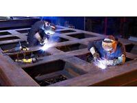 professional welder/fabricator