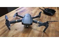 DJI MAVIC 4K DRONE (Used Handful of Times)