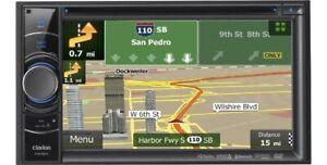 Radio d'auto GPS Clarion Nx501