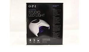 OPI Professional Studio Light, Lamp Dryer/Lampe de séchage.