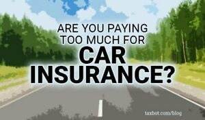 PAYING TOO MUCH ? LOW INSURANCE RATES CALL NOW 416-300-8789