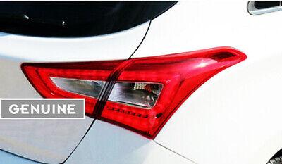 OEM Rear Tail Light Lamp LH Outside Assy 1ea for HYUNDAI 2013-16 Elantra GT i30