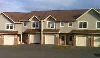 Two-Storey Townhouse for rent in August