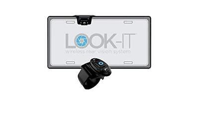 LOOK-IT LI-850W Wireless Rear-View Backup Camera w/Phone Mou