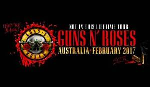 2 x GUNS N ROSES | ADELAIDE | PREMIUM SILVER SEATED Bellevue Heights Mitcham Area Preview