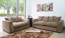 Chicago 3+2 sofa set - corded material