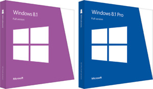Windows 10 and 10 Professional – DISK & KEY