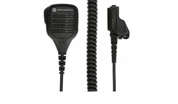 PMMN4025 Motorola Remote Speaker Microphone Noise Canceling