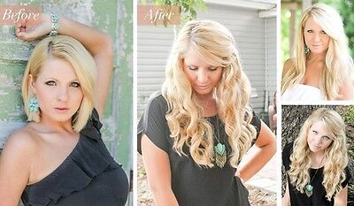 Luxy hair extensions ebay they look like this pmusecretfo Choice Image