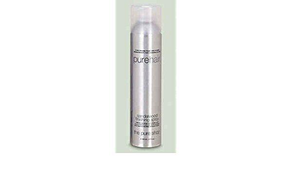 Artec Purehair Pure Hair Sandalwood Finishing Spray 12oz RAR