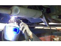 mot car and van welding services