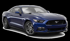 2016 Ford Mustang parts
