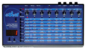 WANTED: DAVE SMITH DSI EVOLVER synthesizer desktop or rack