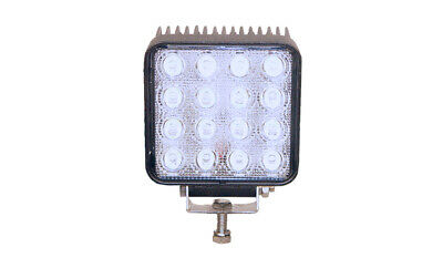 Sho-me 48w Mega Led Work Light 2900 Lumens Stud Mount