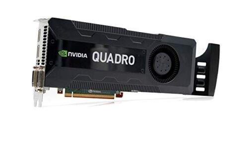 Nvidea Quadro K5000 Workstation Grafikkarte 4 GB PCI-E  / mit Halterung