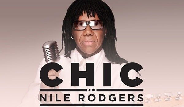 Chic Nile Rodgers Echo Arena Liverpool Standing Tickets 26th October