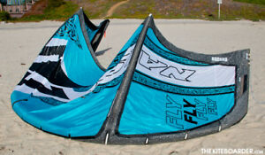 2014 Naish Fly 17m Light-wind Kite