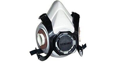 Respirator Half-face Face Mask Reusable Gerson Signature 9000 Series New.