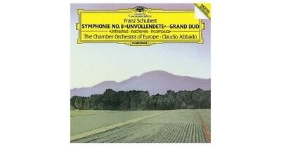 Franz Schubert: Symphony No. 8 & Grand Duo - Claudio Abbado CD