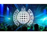 Students and Promoters wanted for Ministry of Sounds