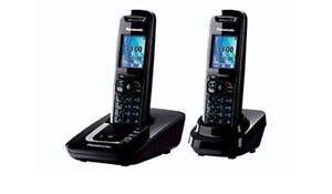 Panasonic KX-TG8412 Dual handset cordless phone (New and boxed)