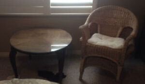 Furniture for sale, perfect for student or family home!