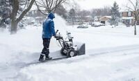 SNOW PROBLEM - CALL DAVE - (306) 216 5571