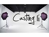 Casting for New Faces Models / Film Extras All Ages Part time