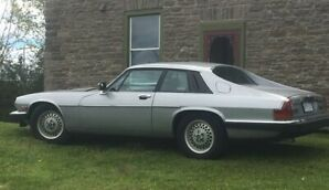 1985 Jaguar XJS V12 owner for 30 yrs