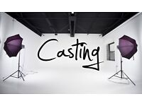 CASTING FOR NEW FACES MODELS / FILM EXTRAS ALL AGES .EARN £200 TO £1200 A DAY PART TIME