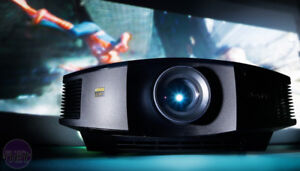 You need a high quality projector - SONY BRAVIA