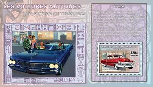Classic automobiles vintage cars Cadillac 60 Special Congo DR s/s MNH #CDR0711a - Olsztyn, Polska - Classic automobiles vintage cars Cadillac 60 Special Congo DR s/s MNH #CDR0711a - Olsztyn, Polska