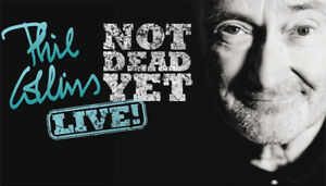 CHEAP TICKETS ★★PHIL COLLINS ★★ACC-Totonto THU Oct 11 8:00PM