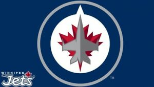 2 Tickets Jets vs Blues Mon Oct 22 @7pm