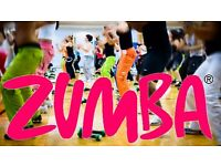 Your favourite Zumba class, back in Walthamstow! :D