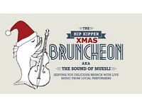 Xmas Bruncheon featuring Candythief, Carols and Key To Music