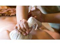 Professional Thai Massage in Bedminster