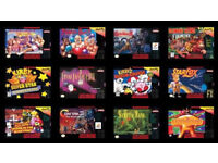 Nintendo SNES Classic and 300 games (Super Nintendo Entertainment System) - £120 ono