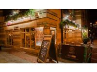 SOUS/SECOND CHEF - MICROBREWERY & FRESH FOOD PUB – ANGEL, ISLINGTON