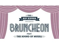 Bruncheon feat The Sound of Muesli
