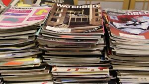 Looking for old & new Magazines