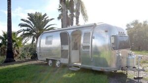 Wanted Airstream 24' or less