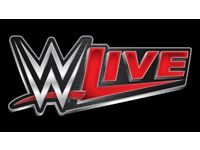 2 WWE LIVE TICKETS, GREAT SEATS!