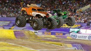 Monster Jam ALL SHOWS - US AND CANADA
