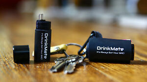 DRINKMATE pocket breathalyzer for Android, Great GIFT London Ontario image 1