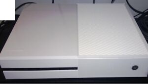 500GB XBOX ONE WHITE