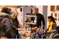 Out of the Blue Xmas Arts Market + Open Studios