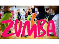 Zumba Dance Fitness Class, Old Town, Eastbourne. All Levels Welcome!